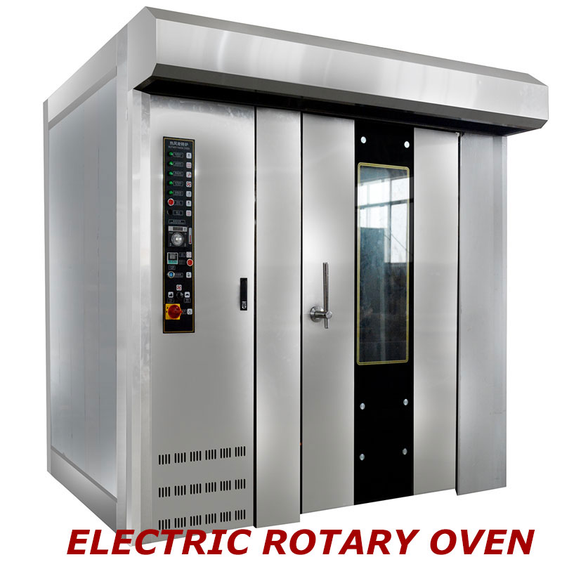 32 Trays Electric Rotary Oven