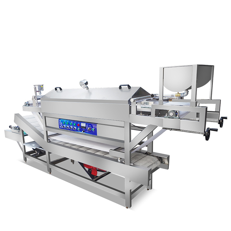 SZ-HF-80X Rice Noodle Making MachineB